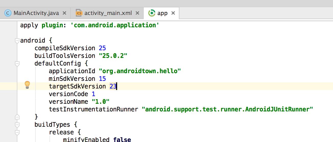 build.gradle (Module:app)